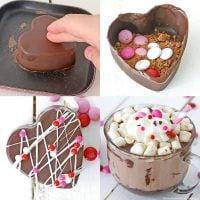 Valentine Hot Cocoa Bombs
