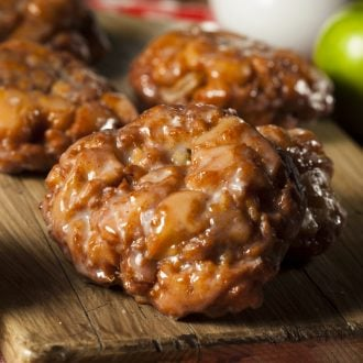 This Apple Fritters recipe is the quickest and best way to make this old fashion treat. A warm, fresh donut with homemade glaze.
