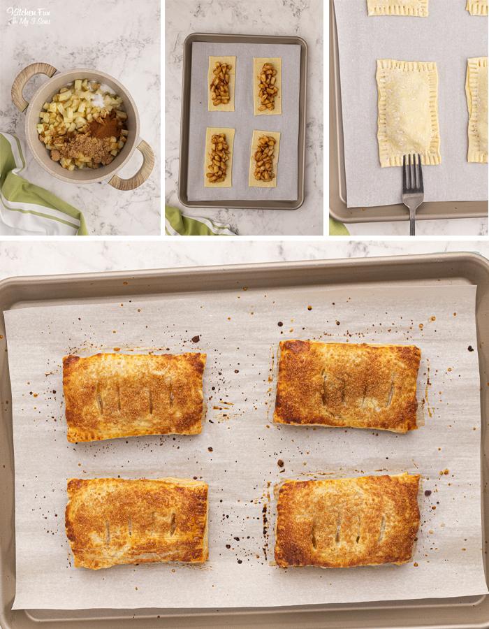 Copycat McDonald's Apple Pies 6