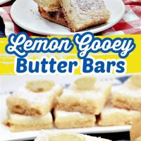 How to Make the Best Lemon Gooey Butter Bars