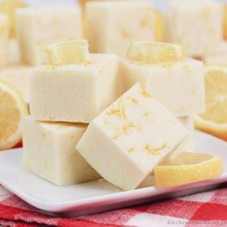 Lemon Fudge