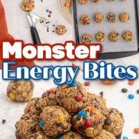 Monster Energy Bites