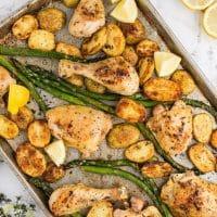 Chicken Sheet Pan Dinner