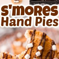 Air Fryer S'mores Hand Pies