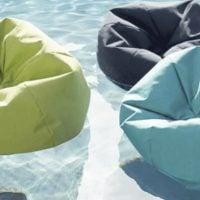 Bean Bag Pool Floats