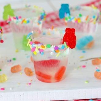 Gummy Bear Shots