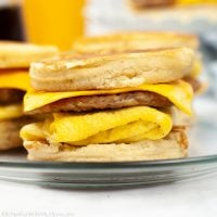 Homemade McGriddle Recipe (Mcdonald's)