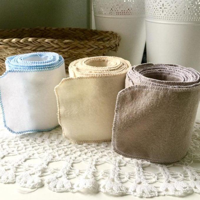 Cloth Toilet Paper