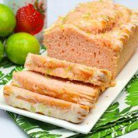 Strawberry Margarita Bread