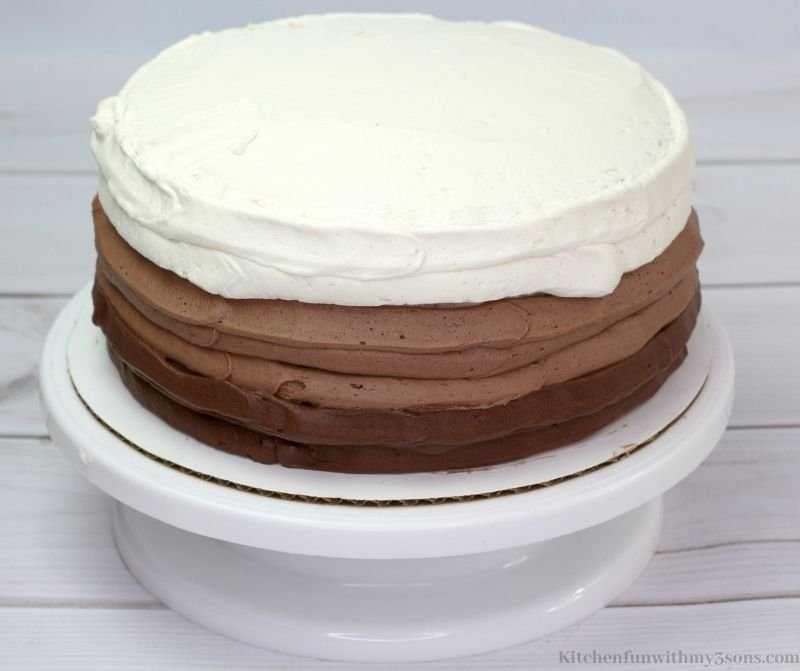 All the frosting on the cake.