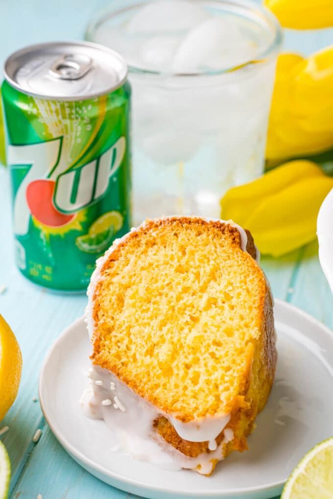7-up-Pfund-Kuchen