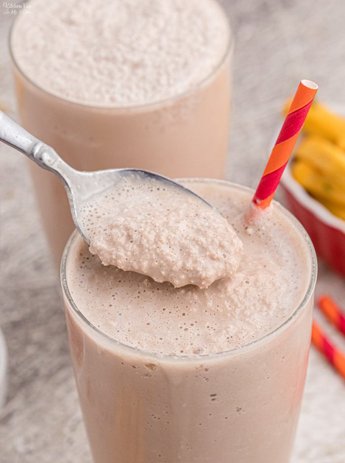 This Wendy's Frosty Recipe with 4 ingredients tastes just like the one you get at the drive-thru only you never have to leave the house.