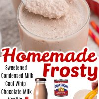 Homemade Frosty