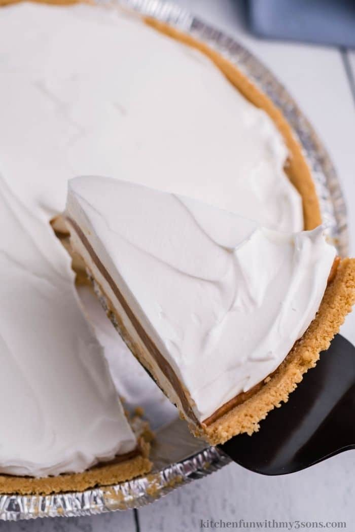 Taking a piece of pie out of the whole.